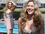 Joss Stone comes up roses in chic floral dress ahead of South African concert as world tour kicks off