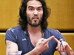 That's turn up for the Booky Wooks! Comic Russell Brand to rewrite classic fairy tales for children 'to change how they see the world'