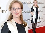 Is there nothing she can't do? Meryl Streep, 64, to transform into rock star for new movie Ricki And The Flash