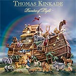 Thomas Kinkade Noahs Ark Collectible Figurine Collection - Collectible Noahs Ark Figurines Bring the Bible Tale to Life! A First-ever Collection Inspired by Thomas Kinkade! Exclusive