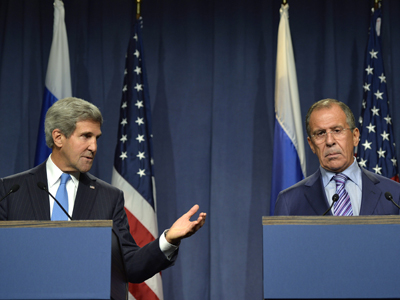 Experts weigh disarming Syria of chem. weapons