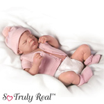 Dolls-So Truly Real(TM) Katie Anatomically Correct Lifelike Baby Doll