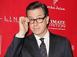 Stephen Colbert is considered the 'front-and-center' pick for the Late Show job