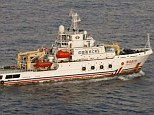 A Chinese ship searching for the missing flight MH370 has detected a 'pulse signal'
