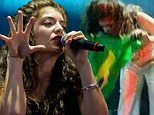 Sneak preview: Here's what Australia has to look forward to as Lorde mesmerises on Lollapalooza stage in Brazil - and even covers a Kanye West rap song
