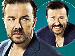 'I'm absolutely all for it (euthanasia). I'm pro-choice in everything. I believe you're the master of your own body and you should be allowed to die with dignity and say when you've had enough,' said Ricky Gervais