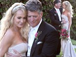 'I married my best friend': Taylor Armstrong weds lawyer John Bluher in romantic beachside ceremony in LA