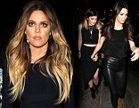 Getting down with the kids: Khloe Kardashian joins Kendall, Kylie and Selena Gomez for Christian Combs' Super Sweet 16th