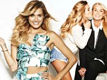'I¿d give up all the money and success to see my mum well again': Cheyenne Tozzi reveals heartbreak over her mother's brain tumours as they team up for Cosmo shoot