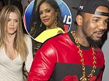 Khloe Kardashian's close pal The Game investigated for fiancée Tiffney Cambridge's vicious beating that occurred only TWO weeks ago