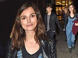 CALL TO AGREE FEES. NO INTERNET USE UNTIL 00:01 07/04/14 EXCLUSIVE Keira Knightley and husband James Righton enjoy a night out on Broadway Market after the Klaxons performed a gig at new restaurant and live music venue Olso in Hackney. Whilst smoking her prefered brand of cigarette known as Russian Sobranies outside cocktail bar Off Broadway, she could also be seen laughing and joking with a man dress as a cowboy at around 4am. Featuring: Keira Knightley, James Righton Where: London, United Kingdom When: 03 Apr 2014 Credit: WENN.com