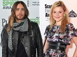 A friend close to Amber Atherton said that the Made in Chelsea girl had been dating actor Jared Leto 'for a while'
