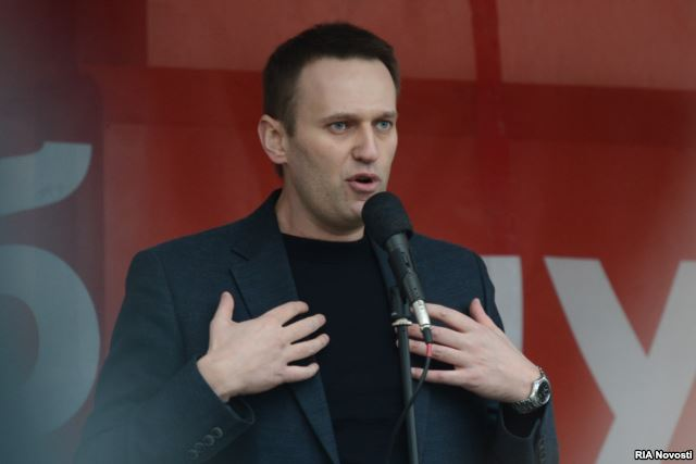 Aleksei Navalny called on the opposition to show courage and unity.