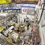 Como se crea la antimateria: ALPHA CERN