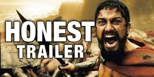 Honest Trailers 300