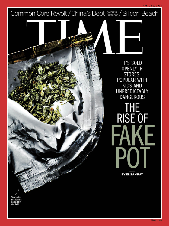 TIME Magazine Cover, April 21, 2014