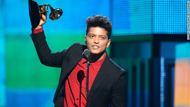 <strong>Best pop vocal album: </strong>&quot;Unorthodox Jukebox&quot; by Bruno Mars
