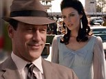 'I'm a terrible husband!' Don Draper flounders in Los Angeles as he tries to patch up marriage to Megan in Mad Men season opener