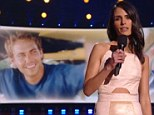 Jordana Brewster leads tribute to Paul Walker while Josh Hutcherson remembers Philip Seymour Hoffman in his speech at MTV Movie Awards