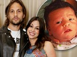 Daddy at the double! Prometheus star Logan Marshall-Green becomes father for the second time to baby boy Tennessee
