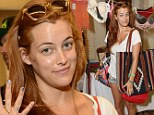 Actress Riley Keough attends the Kari Feinstein's Music Festival Style Lounge at La Quinta Resort and Club