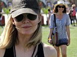 Not just for the kids! Minnie Driver and Michelle Pfeiffer show you don't have to be in your 20s to wow at Coachella