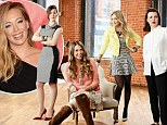 Is this the new Carrie Bradshaw? Hilary Duff stars in new series by Sex and The City creator
