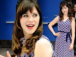 Zooey on GMA