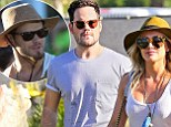 Hilary Duff 'openly flirts with Kellan Lutz' in front of estranged husband Mike Comrie at Coachella... despite reconciliation rumours