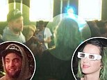 They're single and ready to mingle! Robert Pattinson and Katy Perry spotted partying together at Coachella