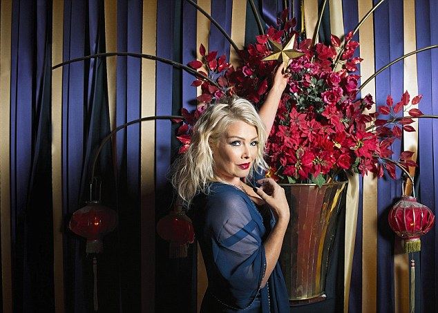 Pop-star-turned-gardener Kim Wilde opens up about her darkest days - and how a drunken singsong led to her first Christmas album