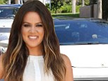 Taking her for a ride! Scott Disick treats Khloe Kardashian to a spin in his Ferrari