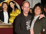'No one knows what happened': Ronnie Wood's stepson Jamie claims there is still a ¿question mark¿ over the death of L'Wren Scott