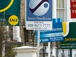 Out of reach: Many first-time buyers are finding house prices unaffordable