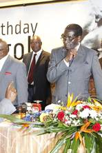 How I brokered a peace deal with Robert Mugabe: Roy Agyemang reveals the delicate diplomacy needed to get Zimbabwe's President to sit down with the BBC