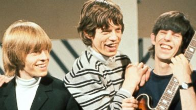 PHOTO: The Rolling Stones Celebrate 50 Years Together