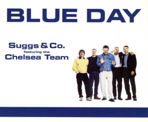 Suggs And Co - Blue Day ft The Chelsea Team