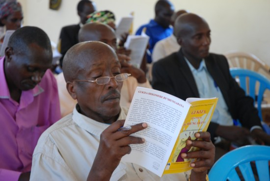 The Bible Restoring Hope in Uganda