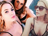 Spring break forever! Bikini-clad Ashley Benson shares sultry poolside snaps with gal pal