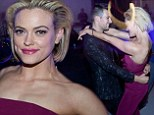 DWTS' Peta Murgatroyd and James Maslow heat up the dance floor at party amid rumours they're a romantic item