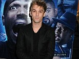 Undying love: Aaron Carter told Entertainment Tonight he would 'never give up' on lost love Hilary Duff
