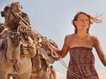 Mia Wasikowska is perfectly cast in it as Robyn Davidson, a young Australian woman who, in 1977, embarked on an adventure that was as foolhardy as it was intrepid: leading a small camel train 1,700 miles across Australia