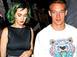PICTURE EXCLUSIVE: That definitely looks like a date! Katy Perry and 'new boyfriend' Diplo enjoy dinner and dancing before 'heading to same hotel'
