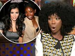 """Brandy talks with Andy Cohen on """"Watch What Happens Live"""""""