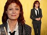 Congrats! Susan Sarandon was honoured for her humanitarian efforts at the Variety Power Of Women bash in New York City on Friday