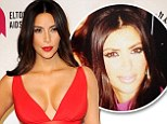 Kim Kardashian reveals how much her face has changed in latest throwback Thursday snap