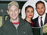 Tom Hardy calls his fiance Charlotte Riley his 'wife' during an interview
