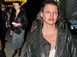 $10,000 a day supermodel! As one of the world's most famous face she's usually done up to the nines