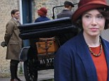 Sarah Bunting in Downton Abbey