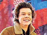 One Direction's Harry Styles has been having facials made of bird excrement in a bid to clear up his spotty skin before the band's world tour